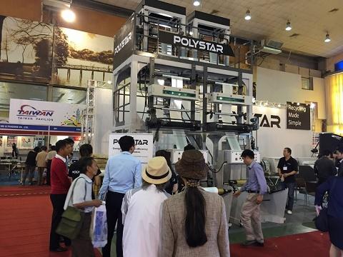 Sau 2 năm, triển lãm Hanoi Plas Print Pack 2019 trở lại với quy mô lớn hơn