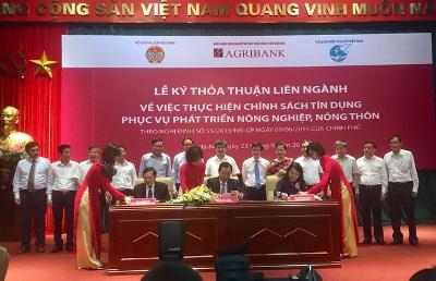 Agribank tiếp sức nông sản Việt ra thế giới