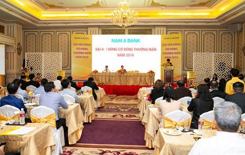 Nam A Bank sắp lên sàn, chia cổ tức 16% bằng cổ phiếu