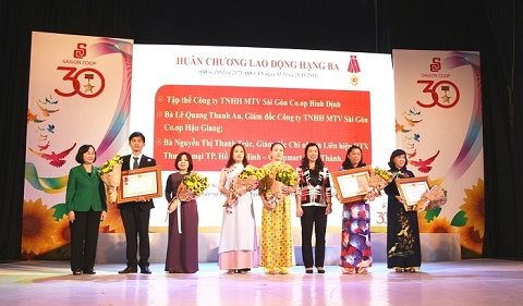 Saigon Co.op  đặt mục tiêu  1.000 điểm bán năm 2019