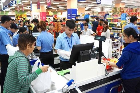 Saigon Co.op khai trương siêu thị Co.opmart Phan Văn Hớn tại Quận 12