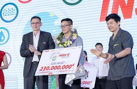 INSEE Prize 2019 - 11 năm đồng hành cùng những giấc mơ của sinh viên