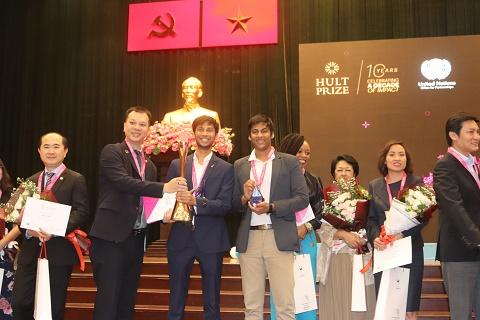 Hult Prize Khu vực Đông Nam Á 2018-2019: Dự án EMPLOYME (ĐH Hồng Kông) giành chiến thắng