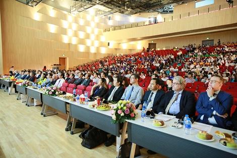 Trường Đại học Văn Lang tổ chức hội thảo Khoa học Quốc tế