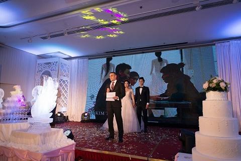 Trải nghiệm cưới trọn vẹn tại khách sạn Eastin Grand Hotel Sài Gòn