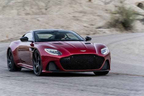 Siêu phẩm nhanh và mạnh nhất của Aston Martin: DBS Superleggera sắp có chủ sở hữu đầu tiên ở Việt Nam