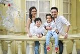 Bí quyết hạnh phúc của gia đình NS hài Lâm Vỹ Dạ