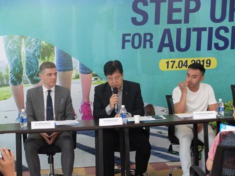 The Steps Challenge 2019: Bước đi cùng cộng đồng tự kỷ tại Việt Nam