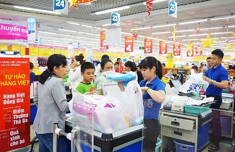 Doanh thu của Saigon Co.op tăng hơn gấp 30 nghìn lần sau 30 năm hoạt động