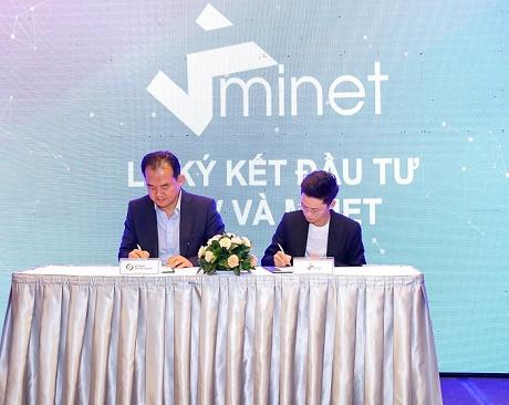 Vietnam Silicon Valley (VSVA) đầu tư vào Minet với định giá hơn 7 con số
