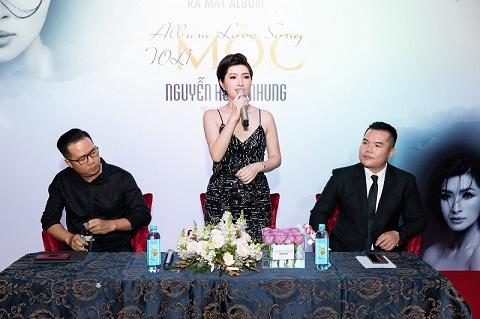 Lệ Quyên, Hương Tràm, Tóc Tiên xúc động trước sự trở về của Nguyễn Hồng Nhung
