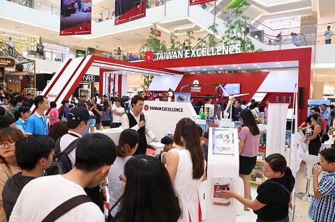 Taiwan Excellence 2019 trở lại với 15 thương hiệu nổi tiếng Đài Loan