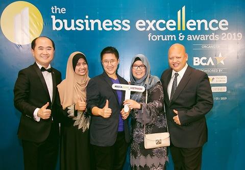 Giả thưởng doanh nghiệp Châu Á Thái Bình Dương 2019: Vinh danh 11 doanh nghiệp và 5 nhà huấn luyện xuất sắc