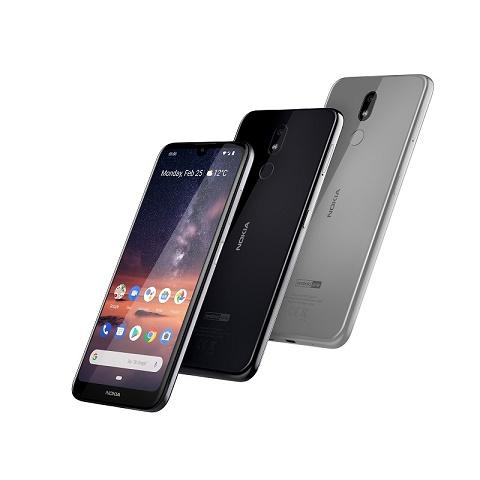 """Ra mắt Nokia 3.2 - """"Không đụng hàng"""" với nút Google Assistant riêng biệt"""