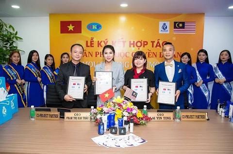 Mở rộng lĩnh vực kinh doanh, Hoàng Kim Phát lấn sân sang Mỹ phẩm