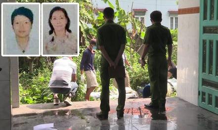 """Vụ """"bê tông chứa xác người"""": Truy tìm 2 phụ nữ có hộ khẩu TP HCM"""