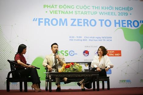 """Hội thảo phát động cuộc thi khởi nghiệp lần 07: """"From Zero to Hero"""""""