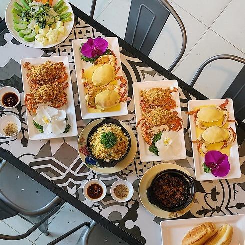 TPHCM: Nhà hàng Cua Cốm khai trương chi nhánh thứ 2