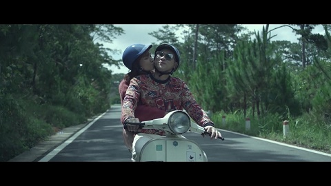 Nguyên Vũ nhà hàng chuyện tình đẫm nước mắt trong trailer MV mới