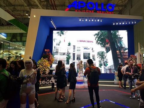 TPHCM: Chính thức khai mạc triển lãm Vietbuil lần 2 - 2019