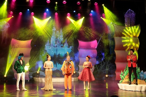 """Vở diễn """"Giấc mơ nàng tiên cá"""" của Nhà hát Tuổi Trẻ sẽ ra mắt khán giả TPHCM trong tháng 7 tới"""