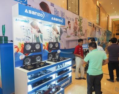Hàng loạt siêu thị điện máy ngừng bán sản phẩm Asanzo