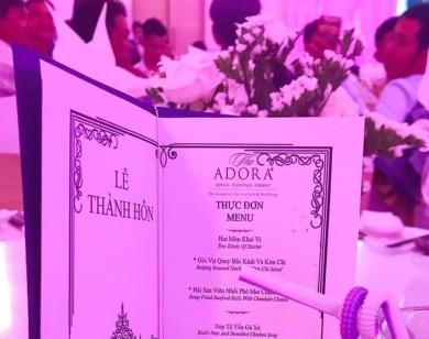 Nóng: Thêm một tiệc cưới ở nhà hàng Adora Center làm hàng trăm thực khách bị ngộ độc