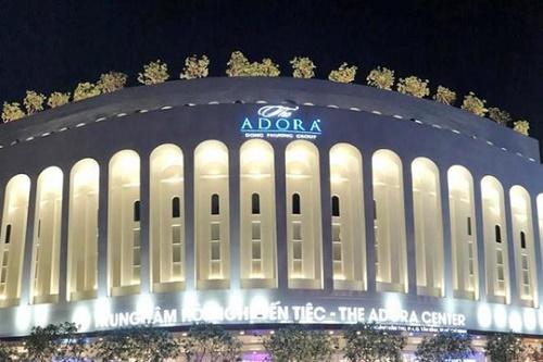 Phản hồi của Trung tâm tiệc cưới The Adora Center về việc nhiều người bị ngộ độc