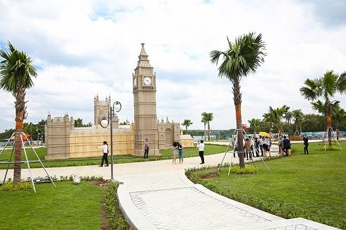 Công viên thế giới di sản đầu tiên tại Bình Phước sắp hoàn thiện,  Cát Tường Phú Hưng gia tăng sức hút