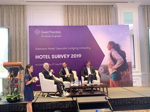Khảo sát ngành Dịch vụ khách sạn năm 2019: Giá phòng khách sạn 5 Sao tăng 4,1%