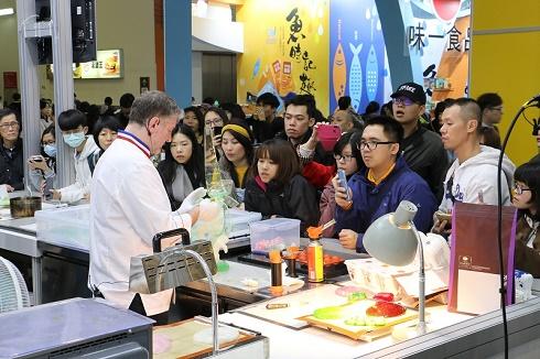 Triển lãm Quốc tế thiết bị làm bánh quy mô lớn lần đầu tiên tổ chức tại Việt Nam