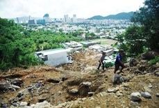 Dày đặc dự án trên núi ở Nha Trang