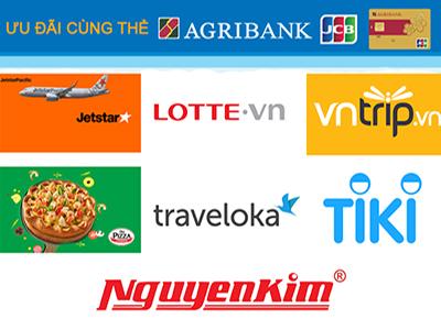 Cả tuần rộn ràng ưu đãi cùng thẻ JCB của Agribank