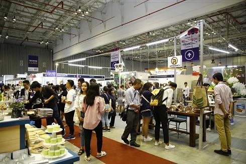 TP.HCM: Sắp diễn ra triển lãm Quốc tế công nghệ cửa hàng và nhượng quyền thương hiệu