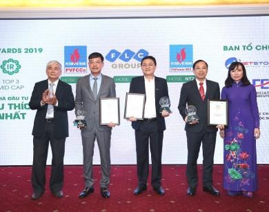 DPM được vinh danh Top 3 doanh nghiệp niêm yết nhóm Midcap có hoạt động Quan hệ nhà đầu tư tốt nhất 2019