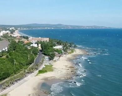 Đất nền sổ đỏ ven biển: Thỏi nam châm hút vốn đầu tư