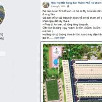 TP Hồ Chí Minh: Cảnh báo tình trạng môi giới mạo danh HoREA để lừa bán đất nền