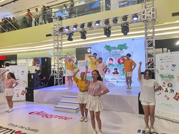 """Đức Phúc trở lại cá tính trong Lễ hội """"I like it, Korea Milk"""" với thông điệp sống xanh"""