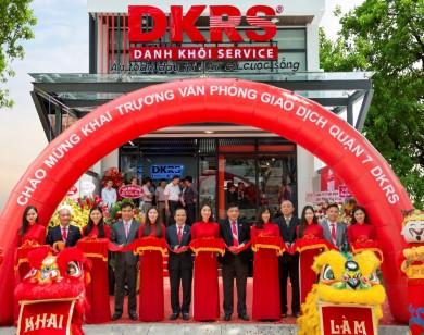 DKRS chính thức khai trương văn phòng giao dịch quận 7