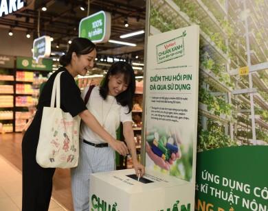 """VinMart&VinMart+ đạt danh hiệu """"Nhà bán lẻ xanh"""" từ Liên đoàn Hiệp hội Bán lẻ Châu Á"""