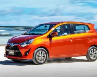 Giá xe ôtô hôm nay 13/9: Toyota Wigo giảm 35 triệu đồng