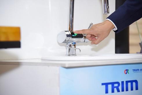Trim Ion: Máy tạo nước Ion kiềm giàu Hydro đến từ Nhật Bản