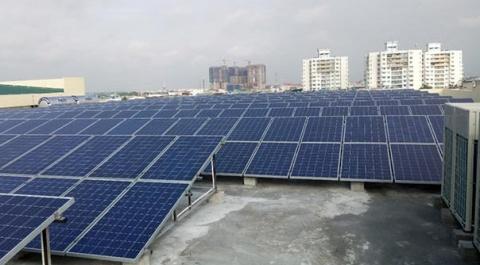 TP.HCM: Vận động doanh nghiệp trong 21 khu công nghiệp, khu chế xuất dùng điện mặt trời