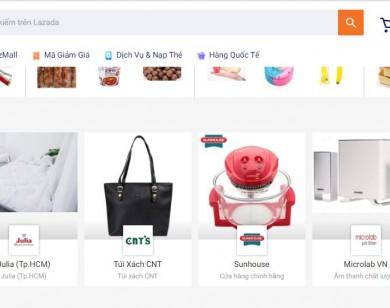 Người dùng có nhiều tiện ích khi mua sắm trên Lazada
