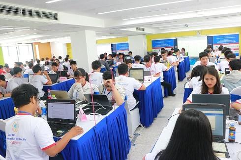 """Kết quả vòng sơ khảo Cuộc thi """"Sinh viên với An toàn thông tin 2019"""" khu vực phí Nam"""